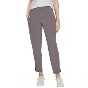 Athleta gray Brooklyn ankle pants